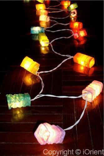 Chinese Lantern Fairy Lights | eBay