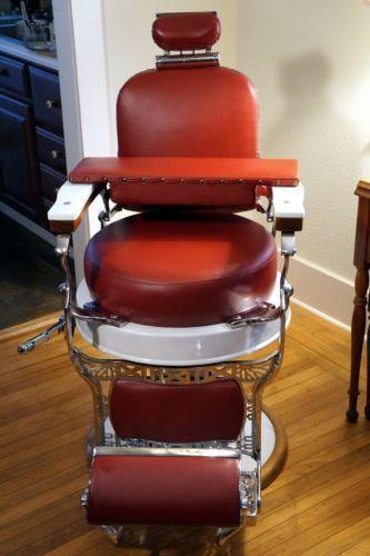 Koken Barber Chair | EBay