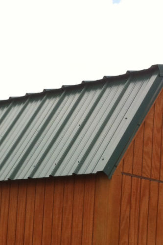 How To Install Sheet Metal Roofing | EBay