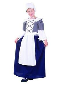 Girlu0027s Colonial Costume  sc 1 st  eBay & Colonial Costume | eBay