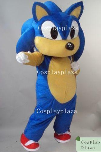 : sonic the hedgehog costume  - Germanpascual.Com