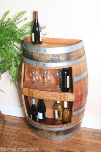 Wine Barrel Furniture | EBay