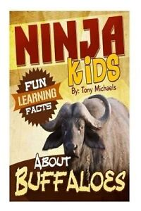 Fun Learning Facts about Buffaloes Illustrated Fun Learning for  by Michaels Ton