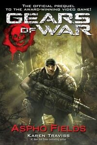 Gears of War Aspho Fields Novel (New)