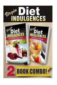 Your Favorite Food Part 2 Virgin Diet Kids Recipes 2 Book Co by Ericsson Julia