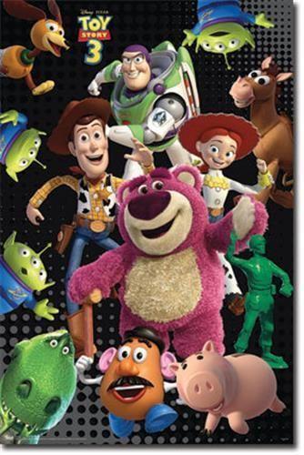 Toy Story 3 Poster   EBay