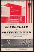 Sheffield Wednesday Programmes