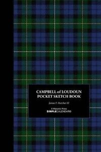 Campbell of Loudoun Pocket Sketch Book by Hatcher III, James F. -Paperback