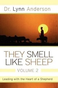 They Smell Like Sheep Vol  2 Leading Heart Shep by Anderson Lynn -Paperback