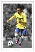 Neymar Signed