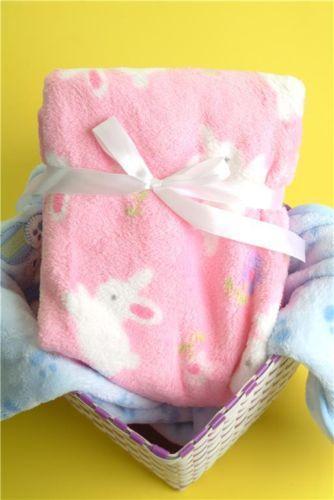 Rabbit Baby Blanket Ebay