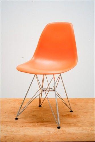 Eames Orange Chair EBay