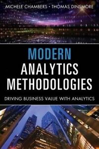 Modern Analytics Methodologies: Driving Business Value with Analytics (FT Press