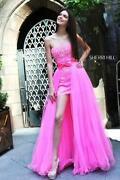 High Low Prom Dress
