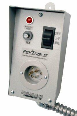 Reliance Controls Tf151w Easytran Transfer Switch For Generators 584