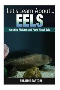 Eels: Amazing Pictures and Facts about Eels by Sartori, Breanne 9781503330641