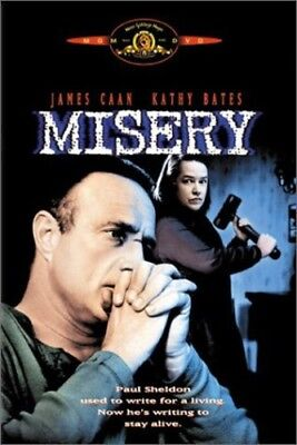 Misery [New DVD] Misery [New DVD] Remastered, Widescreen, Faceplate