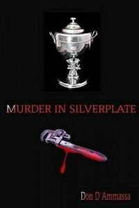 Murder in Silverplate -Paperback