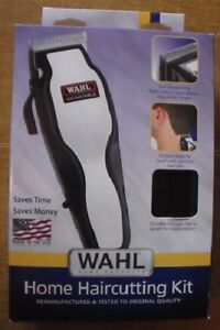 Wahl Home Haircutting 8 Piece Kit - Re-manufactured - 9298-500