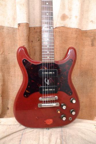 Epiphone Coronet Guitar Ebay