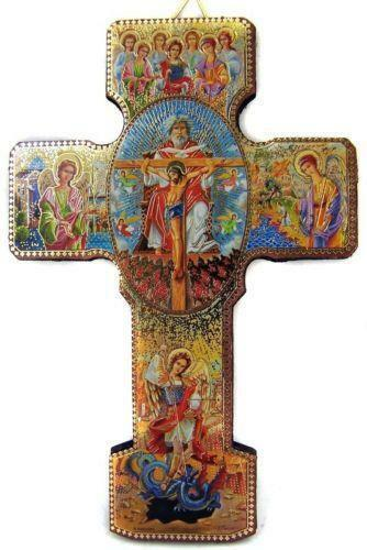 St Michael Cross Ebay