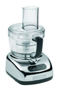 KitchenAid KFP740CR 9-Cup Food Processor COFFEE MAKER &MORE