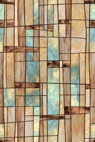 Stained Glass Window Film Ebay