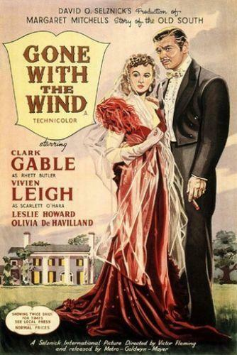 Gone with The Wind Poster | eBay
