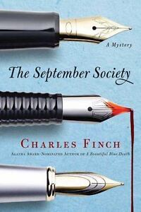 The September Society  by Finch, Charles