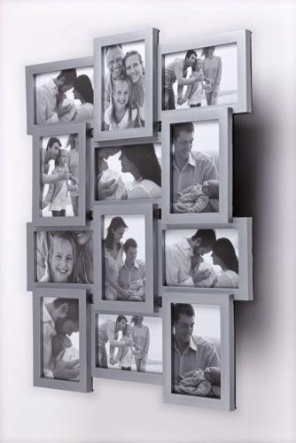 bilderrahmen collage 3d ebay. Black Bedroom Furniture Sets. Home Design Ideas