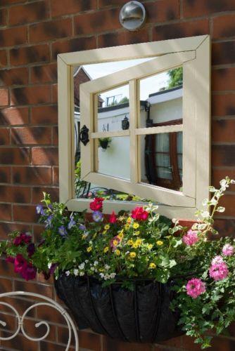 Garden Mirror Ebay