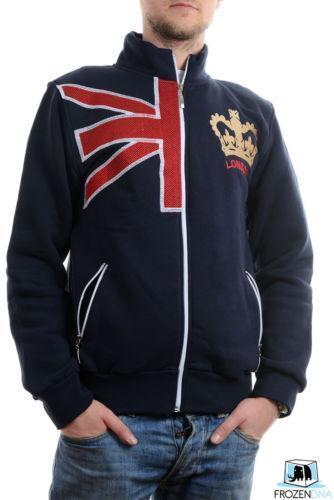 Union Jack Hoodie Ebay