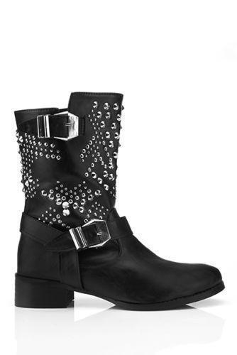 Spike Boots  e2c4c83cd316
