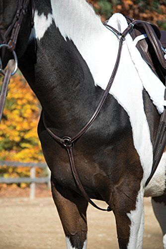 SHIRES EQUESTRIAN THREE POINT BREASTPLATE FULL SIZE