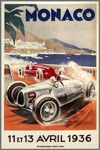 Car Posters Ebay