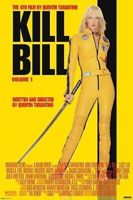 KILL BILL RARE 12  FILM CELLS LOT  FREE SHIPPING