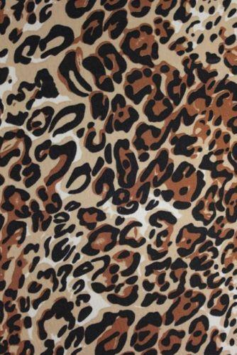 Leopard Print Fabric animal print fabric | ebay