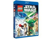Lego Star Wars: The Padawan Menace DVD Blu-ray