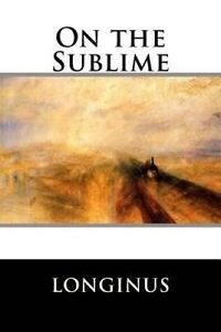 On the Sublime 9781522951841 -Paperback