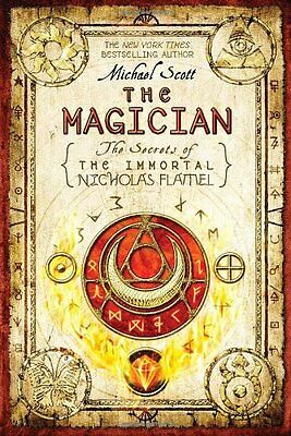 The Magician  The Secrets Of The Immortal Nicholas Flamel  2  By Michael Scott