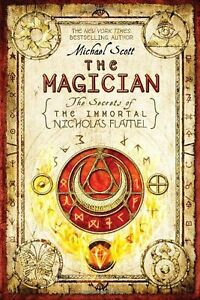 The Magician (The Secrets of the Immortal Nicholas Flamel #2) by Michael Scott