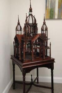 Antique Bird Cage Ebay