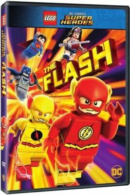 LEGO DC Super Heroes: The Flash (DVD, 2018) NEW