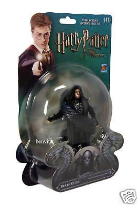 Harry Potter Todesser Death Eater 12 cm Figur Figure Gold Maske Popco 4+ Neu/New ()