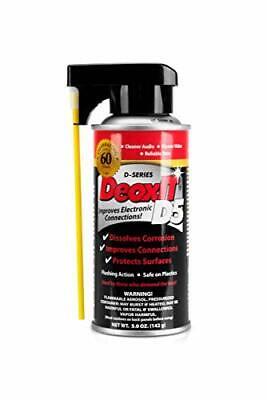 Hosa D5S-6 CAIG DeoxIT 5% Spray Contact Cleaner 5 oz.