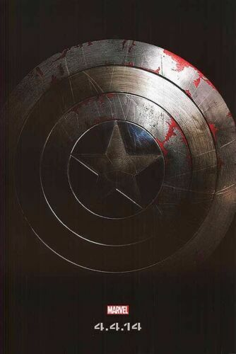 Captain America: The Winter Soldier | Original Movie Poster | 27x40 Double Sided