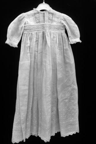 Vintage Baby Baptism Gown