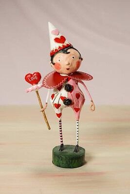 Lori Mitchell™ - Love's Fool -  Valentine Love Hearts Figurine - 31039