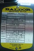 Baldor Motor 1HP