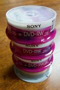 Blank DVD Discs